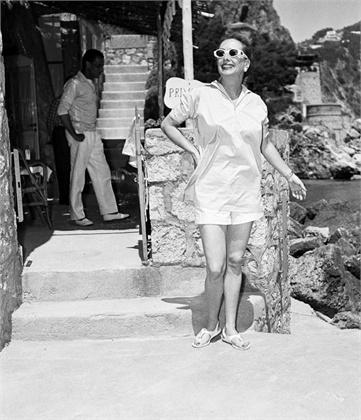 Joan Crawford, 1950