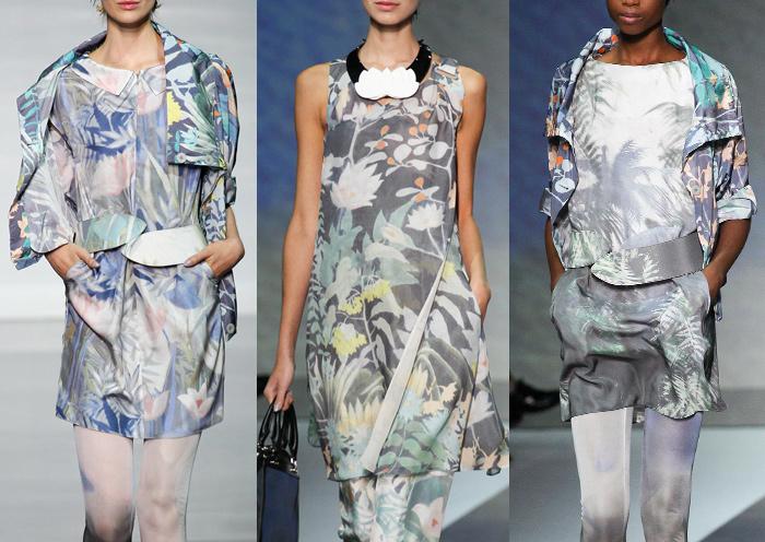 Emporio_Armani_SS14_Milan_catwalk_print_trends_pattern