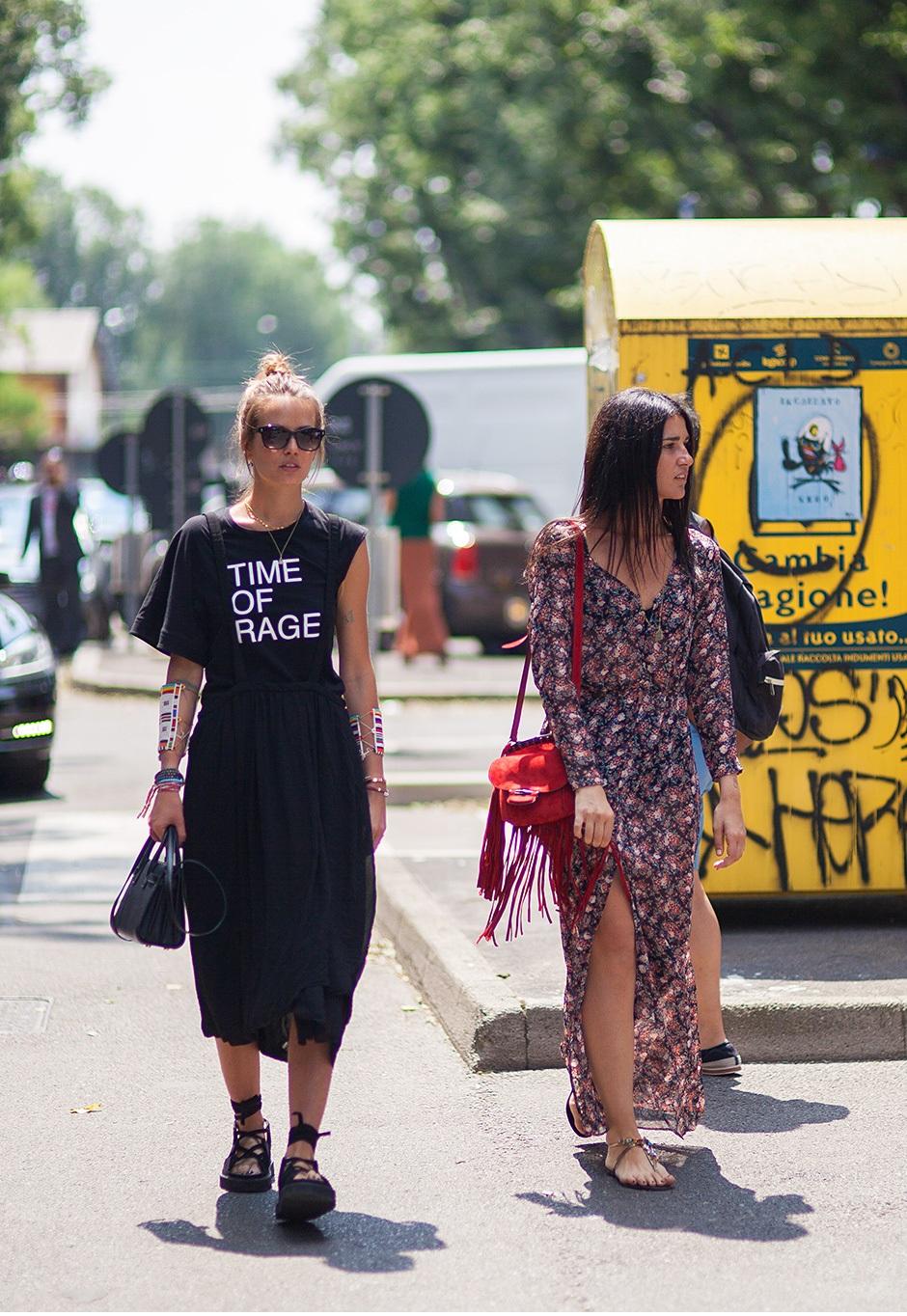 Street Style Milan Fashion Week 2015 Chiara Totire