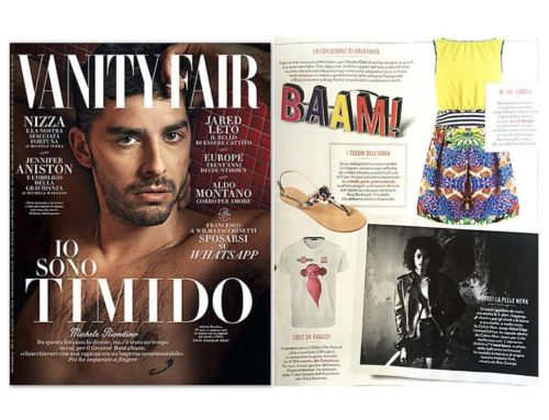 Vanity Fair July 2016