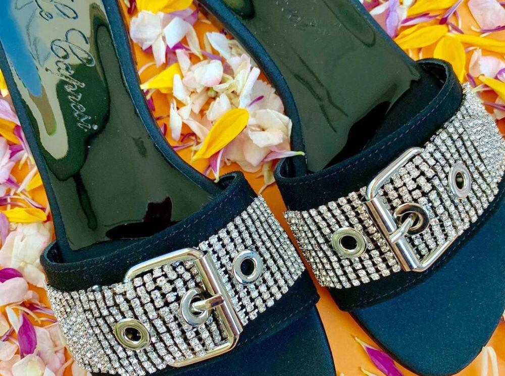 Sandali di tendenza ciabattine