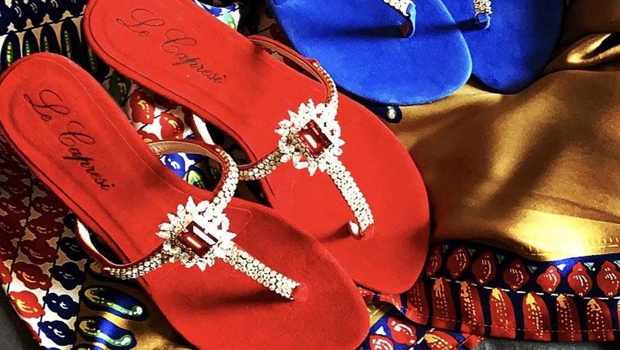 sandali da donne per uno stile etnico